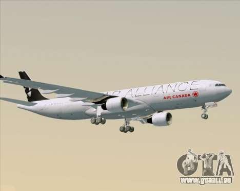Airbus A330-300 Air Canada Star Alliance Livery für GTA San Andreas
