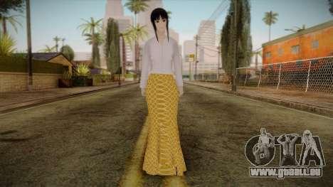 Kebaya Girl Skin v1 für GTA San Andreas