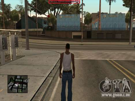 CLEO Date and Time für GTA San Andreas dritten Screenshot
