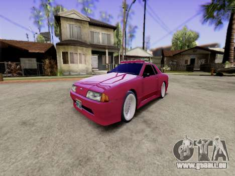 Elegy pour GTA San Andreas