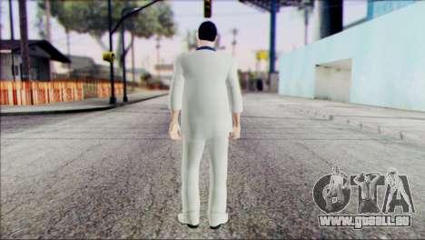 Russian Mafia Skin 2 pour GTA San Andreas deuxième écran