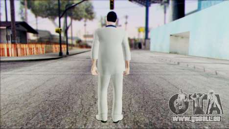 Russian Mafia Skin 2 für GTA San Andreas zweiten Screenshot