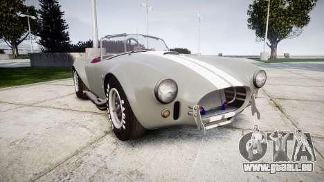 AC Cobra 427 PJ1 pour GTA 4