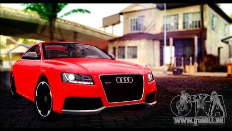 Audi RS5 Coupe pour GTA San Andreas