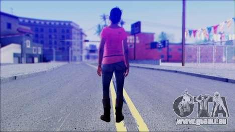 Left 4 Dead Survivor 5 für GTA San Andreas zweiten Screenshot