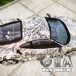 Ferrari F430 Scuderia 2007 Sharpie pour GTA 4 est un droit