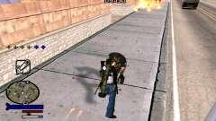 C-HUD Normal für GTA San Andreas