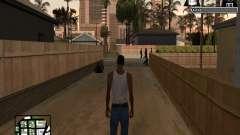 Marusya C-HUD für GTA San Andreas