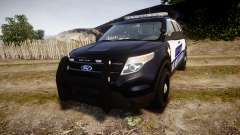 Ford Explorer 2013 Sheriff [ELS] v1.0L
