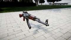 L'AK-47 Collimateur