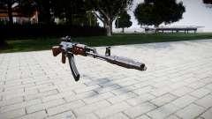 L'AK-47 Collimateur et frein de bouche