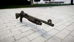 Combat de fusil de chasse Benelli M3 Cabriolet