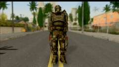 Stalkers Exoskeleton
