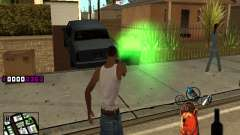 C-HUD RussiA für GTA San Andreas
