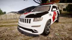 Jeep Grand Cherokee SRT8 Forca Tatica [ELS]