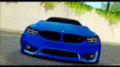 BMW M4 Stanced v2.0 pour GTA San Andreas