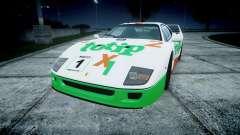 Ferrari F40 1987 [EPM] Jolly Club pour GTA 4