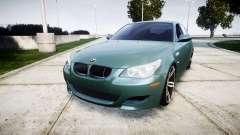 BMW M5 E60 v2.0 Stock rims für GTA 4