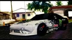 Nissan 180SX Monster Energy pour GTA San Andreas