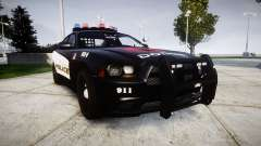 Dodge Charger STR8 LCPD [ELS]