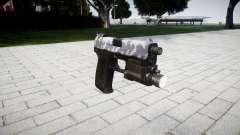 Pistolet HK USP 45 sibérie