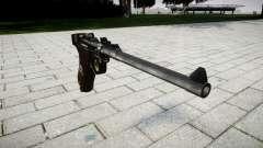 De pièces d'artillerie Lange R