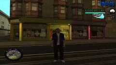C-HUD Lopez pour GTA San Andreas