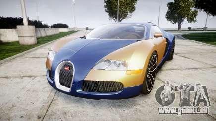 Bugatti Veyron 16.4 v2.0 für GTA 4