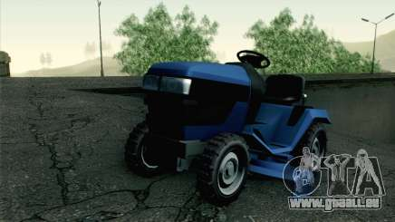 GTA V Mower pour GTA San Andreas