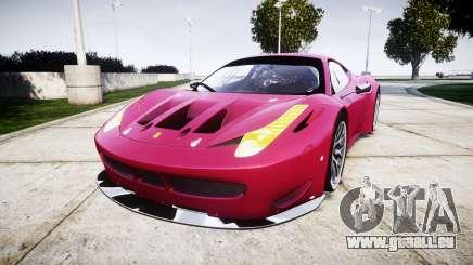 Ferrari 458 GT2 für GTA 4
