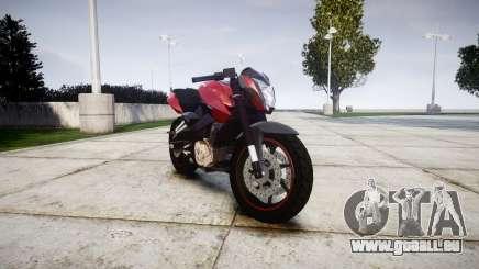 Bajaj Pulsar 200NS Custom pour GTA 4