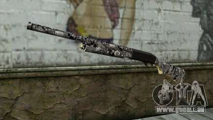 Neue Shotgun für GTA San Andreas