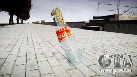 Cocktail Molotov-Nuka Cola pour GTA 4
