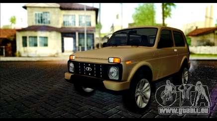 Lada 4x4 Urban pour GTA San Andreas