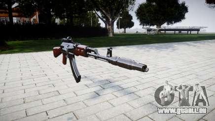 L'AK-47 Collimateur et frein de bouche pour GTA 4