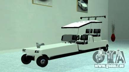 Limgolf pour GTA San Andreas