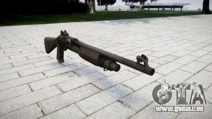 Combat de fusil de chasse Benelli M3 Cabriolet pour GTA 4