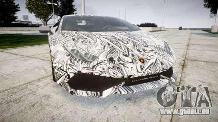 Lamborghini Huracan LP610-4 2015 Sharpie für GTA 4