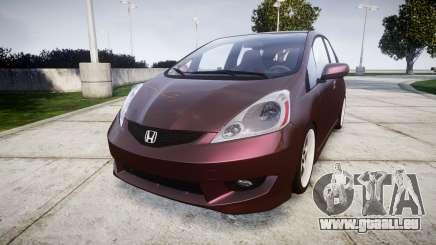 Honda Fit 2006 pour GTA 4