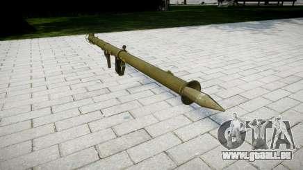 M9A1 Bazooka für GTA 4