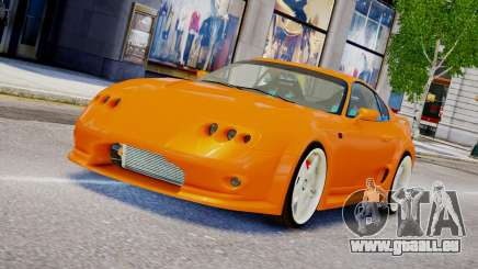 Toyota Supra VeilSide Fortune 03 v1.0 für GTA 4