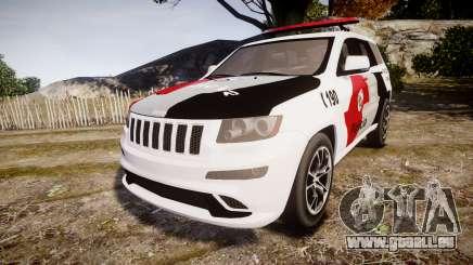 Jeep Grand Cherokee SRT8 Forca Tatica [ELS] für GTA 4