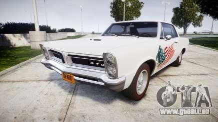 Pontiac GTO 1965 united pour GTA 4