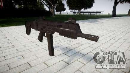 Gun SMT40 für GTA 4