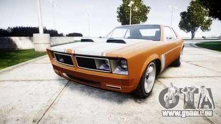 Declasse Tampa 1976 v2.0 für GTA 4