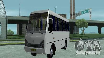 I-Van A07A pour GTA San Andreas