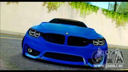 BMW M4 Stanced v2.0 für GTA San Andreas