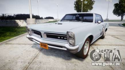 Pontiac GTO 1965 skull für GTA 4
