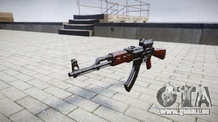 L'AK-47 Collimateur de la cible pour GTA 4