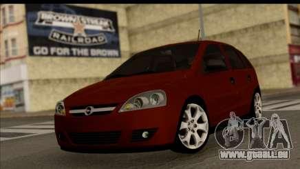 Opel Corsa C Sport für GTA San Andreas